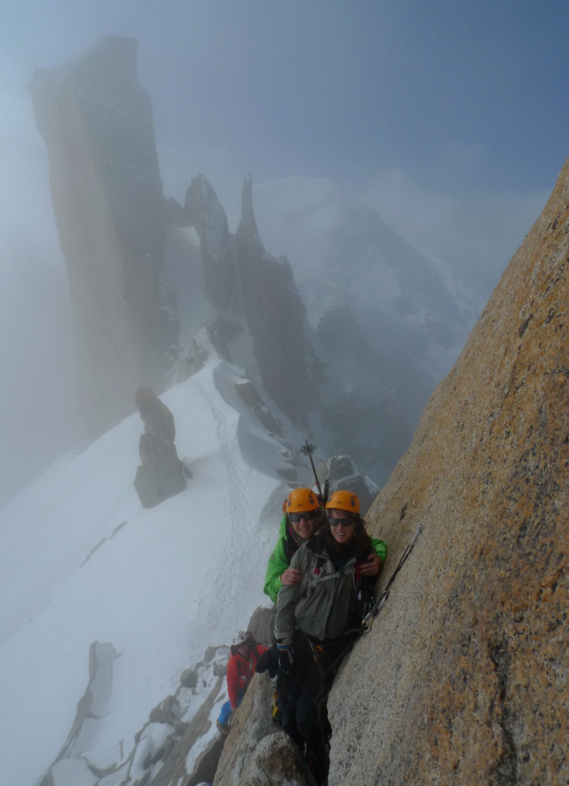 stages Alpinisme Hivernal Chamonix