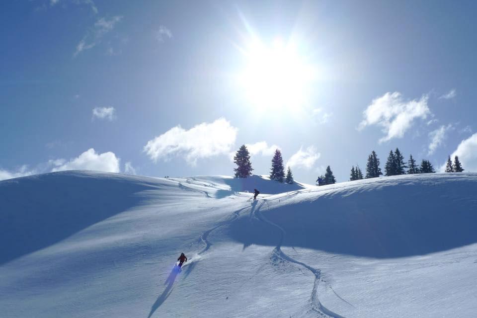 stage ski de randonn e dans le beaufortain 4 jours. Black Bedroom Furniture Sets. Home Design Ideas