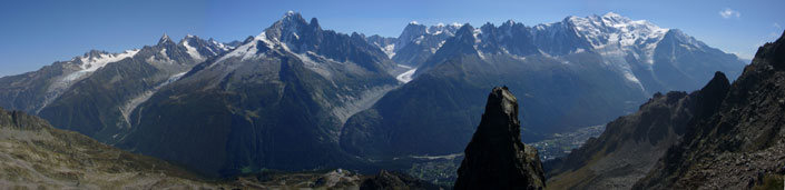 Stage escalade à chamonix avec les guides de montagne de mountain guide adventure